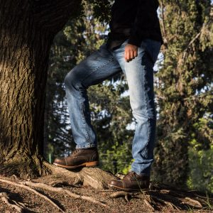 The Forest Boots are Perfect for hiking at Marin Headlands